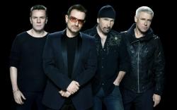 U2乐队海报图片