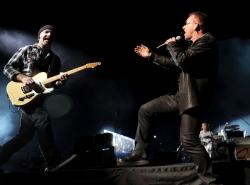U2乐队高清图片