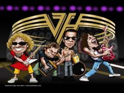Van Halen高清图片