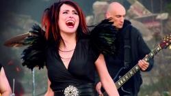 Within Temptation乐队桌面背景