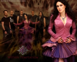 Within Temptation乐队桌面壁纸