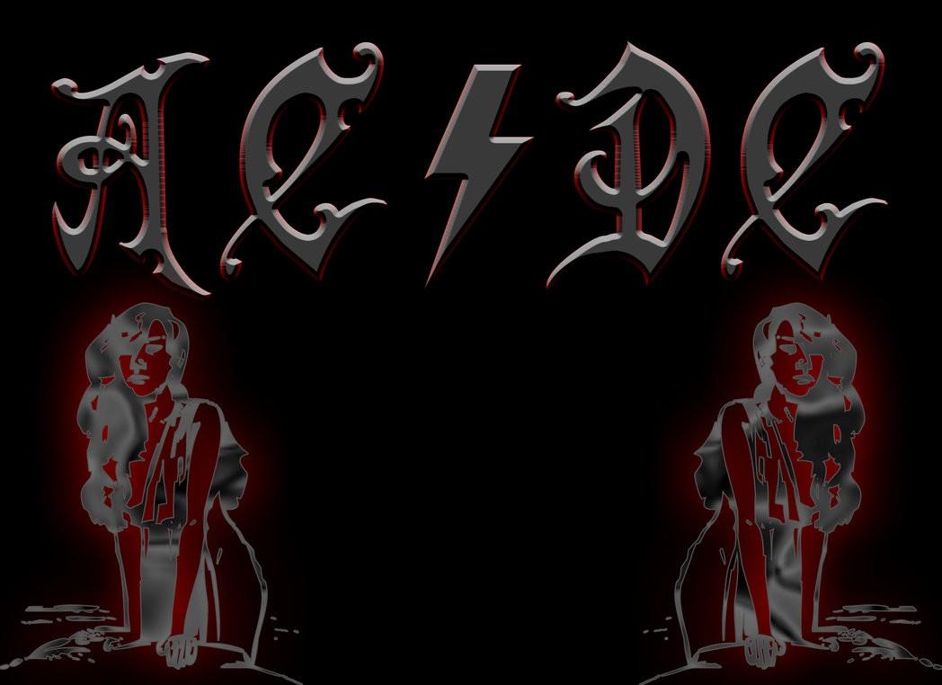 AC/DC桌面背景