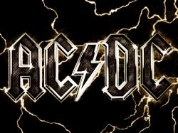 AC/DC logo 高清壁纸