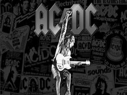 AC/DC海报图片