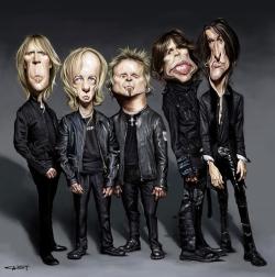 Aerosmith高清图片