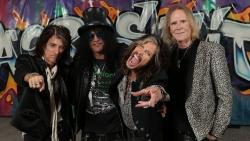 Aerosmith乐队桌面背景