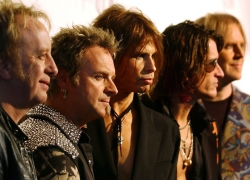 Aerosmith乐队图片