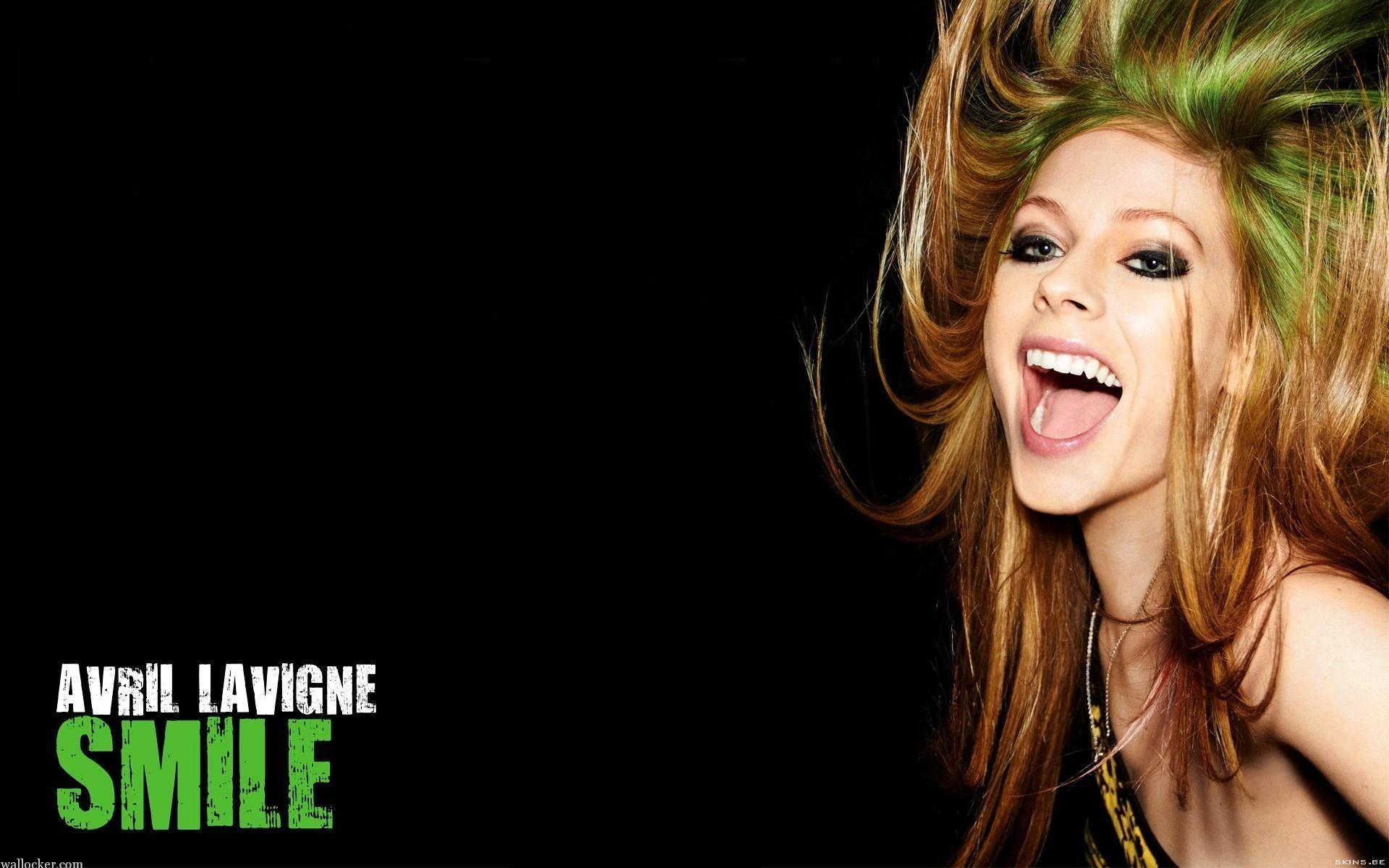 Avril Lavigne 艾薇儿高清壁纸