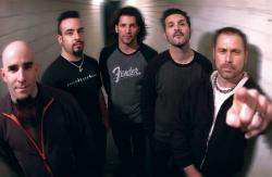 Anthrax乐队成员高清壁纸