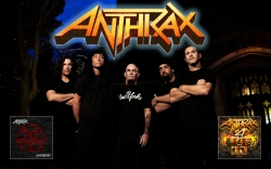 炭疽乐队Anthrax 高清桌面图片