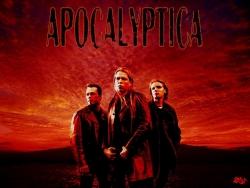 Apocalyptica 现场壁纸