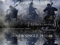 Apocalyptica乐队高清桌面