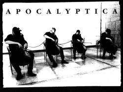 基督启示录Apocalyptica乐队经典壁纸