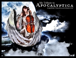 Apocalyptica 金属摇滚乐队图片