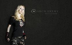 Arch Enemy 美女主唱壁纸