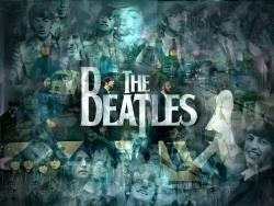 The Beatles LOGO壁纸