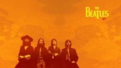 The Beatles乐队设计桌面