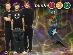 Blink-182乐队成员桌面壁纸