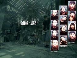 Blink-182复古图片