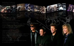 Bon Jovi desktop wallpaper