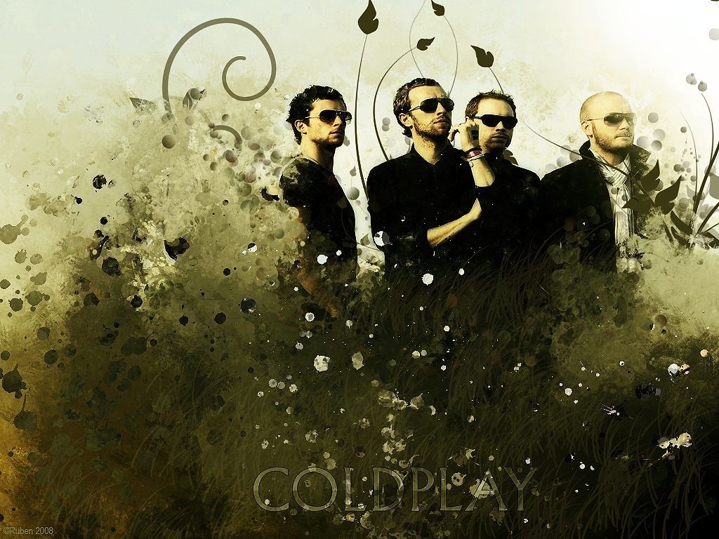 Coldplay 酷玩经典壁纸