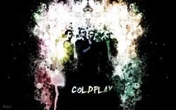Coldplay 酷玩乐队大图