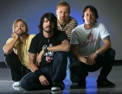 Foo Fighters 乐队成员壁纸
