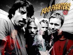 Foo Fighters 喷火机乐队桌面