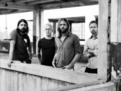 喷火机乐队 Foo Fighters 海报壁纸