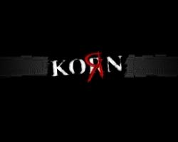 Korn乐队logo壁纸