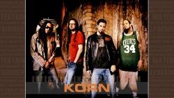 Korn科恩乐队海报壁纸