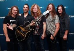 Megadeth 乐队和成员海报