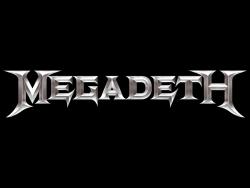 麦格戴斯乐队logo Megadeth