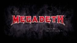 Megadeth 乐队logo壁纸