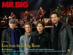 Mr Big 乐队高清桌面图片