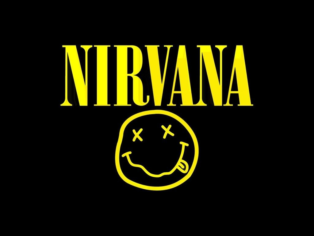 Nirvana 笑脸经典表情封面壁纸
