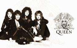 Queen皇后乐队素雅风格壁纸