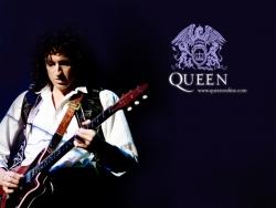 Queen 吉他手高清图片