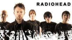 Radiohead乐队年轻时的高清图片