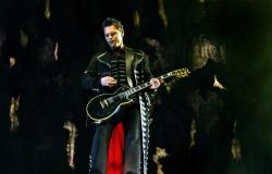 Rammstein 乐队现场图片