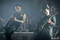 Rammstein 摇滚现场演出高清图