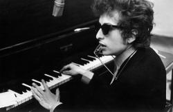Bob Dylan 鲍勃迪伦经典弹钢琴壁纸