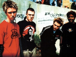 Sum 41乐队年轻时期图片