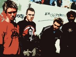 Sum 41 朋克乐队图片