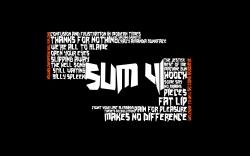 Sum 41乐队壁纸