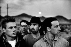 U2摇滚乐队桌面背景