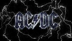 AC/DC乐队 雷电logo