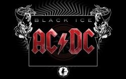 AC/DC 摇滚高清黑色壁纸