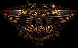 Aerosmith 史密斯飞船乐队logo壁纸
