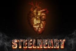 Steelheart乐队logo壁纸